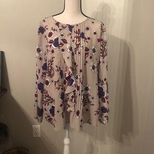 Banana Republic blouse XL EUC